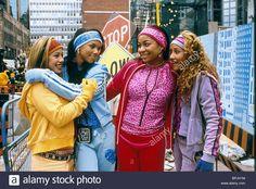 SABRINA BRYAN KIELY WILLIAMS RAVEN & ADRIENNE BAILON THE CHEETAH GIRLS (2003)