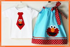 Hey, I found this really awesome Etsy listing at http://www.etsy.com/listing/102354549/super-cute-brother-sister-twin-set