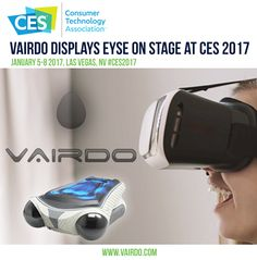 EYSE at CES with Vairdo