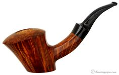 Scott Thile Smooth Bent Dublin Sitter (FH) (276) Pipes at Smoking Pipes .com