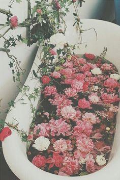 Flower Bath.