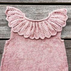 Knitting for Olive: DAISYDRAGT strikkeopskrift