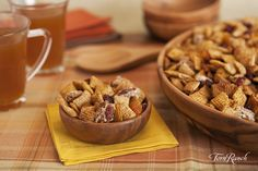 Delicious recipe for Mashuga(mazing!) Nut Mix.
