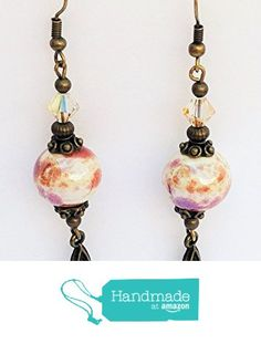 Coupon Design, Swarovski Crystal Earrings, Earrings Handmade, Drop Earrings, Cream, Brown, Discount Sites, Cyber Monday, Ticket