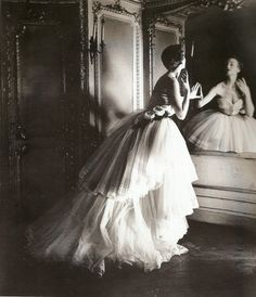 1950's Ball Gown, clásico