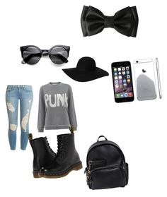"""Cozy Rebel"" by callanfs on Polyvore"