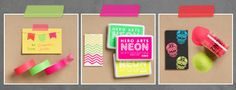 Bright Ideas with New Neon Accents