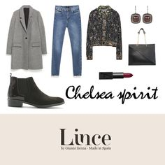 Chelsea spirit. #boots #outfit #look #lince #shoes