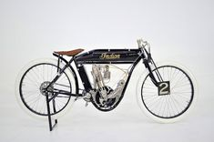 1911 Indian Board Track Racer. Nice!