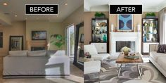 Before + After: A Traditional Beach House Gets An Urban-Inspired Update - ELLEDecor.com