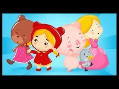 30min de Dessins animés des contes de Grimm (compilation)