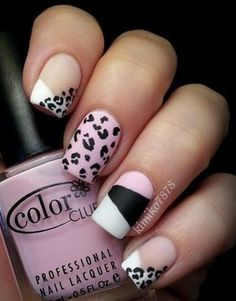 """Leopard prints are a trend nowadays. From clothes to shoes to bags and even to nail art designs, they have been conquering the modern fashion world. The designs look really pretty and fancy which is why you might have trouble trying to decide which leopard print looks best on your nails. Why is this style … Continue reading """"50+ Leopard Nail Art Ideas"""""""