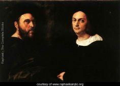 Raphael : Double Portrait
