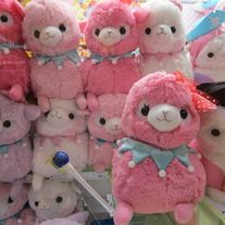 UFO Catcher Addict - full of cute stuffed animals :3