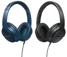 Bose SoundTrue II Headphones $100: 3 colors #coupons #discounts