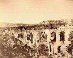 Old Aqueduct by Smyrna / Izmir