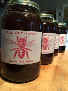 You'll need a gallon of honey to make it through the week. @ redbee.com