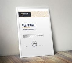 This multipurpose certificate was designed by Template Catalog Team and is sold exclusively on TemplatesCatalog Award Template, Certificate Design Template, Letterhead Template, Brochure Template, Page Design, Web Design, Company Signage, Certificate Of Appreciation, Award Certificates