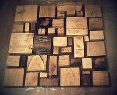 Svatava / Drevená mozaika
