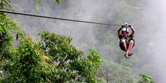 #Zipline Costa Rica Arenal