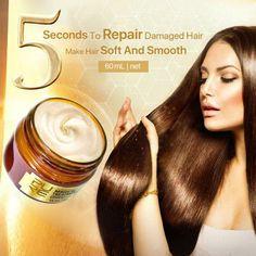 Ceramic Tourmaline Ionic Flat Iron Hair Straightener | JackandJillian Keratin Hair, Hair Scalp, Soft Hair, Silky Hair, Natural Hair, Natural Beauty, Overprocessed Hair, Hair Treatment Mask, Hair Treatments