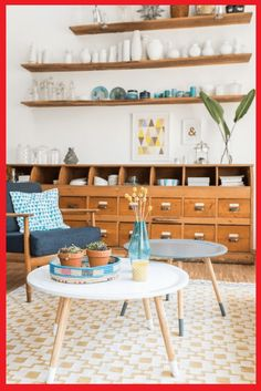 Uberlegen Tolle Dekoideen Wohnzimmer Vintage Living Room 60s, Living Room Colors,  Interior Design Offices,