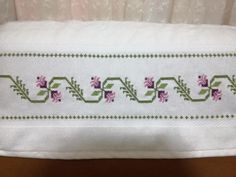 This Pin was discovered by Mel Cross Stitch Gallery, Cross Stitch Borders, Cross Stitch Patterns, Canvas Template, Beading Patterns, Embroidery Patterns, Cross Stitch Embroidery, Hand Embroidery, Crochet Tablecloth