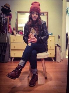 Red Wing Iron Ranger for Women http://imeldas.com/store/product ...