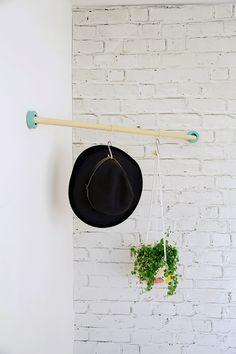 DIY Corner Organiser | Design Sponge