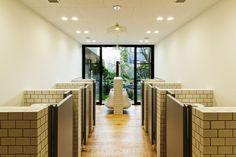 Gallery of KM Kindergarten and Nursery / HIBINOSEKKEI + Youji no Shiro - 15