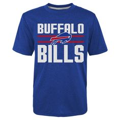 T-Shirt Buffalo Bills Team Color XS, Boy's, Multicolored