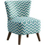 Dot & Bo Verve Chair in Turquoise