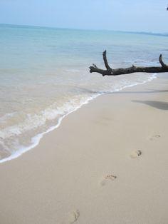 White sand beach - Khao Lak Thailand