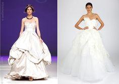 Consejos de moda: vestidos princesa www.webnovias.com