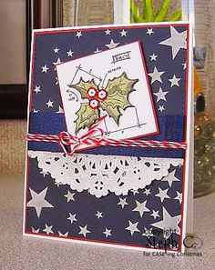 One Crafty Chica: CASE-ing Chrismas Challenge #18