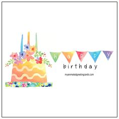 Animated Birthday Cards For Facebook Animated Birthday Cards, Free Happy Birthday Cards, Funny Birthday Cards, Birthday Wishes, For Facebook, Facebook Timeline, Partner Quotes, Sister Quotes, Niece And Nephew
