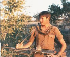 Bush War. Fn Mag, Brothers In Arms, Defence Force, War Photography, All Nature, Adult Humor, Cold War, Military History, South Africa