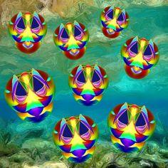 #art #mursau #painting #Gammatau Gammatau #mursauart mursauart mursau #originalartwork #artwork #geometricart geometricart #creature creature