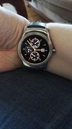 Lg Urbane smartwatch