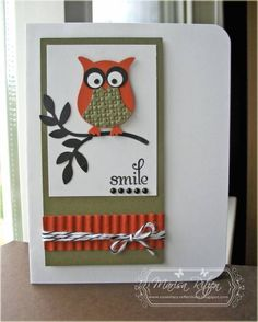 Almost makes me want to order the Owl Punch!  So cute!