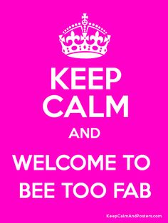 Welcome to Be Too FAB http://beetoofab.blogspot.com/