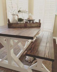 20 Lasting Farmhouse Dining Room Decor Ideas