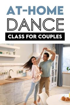 Romantic at home date idea that any woman would go crazy for! At home dance classes for couples, in the privacy of your living room. Easy, last minute gift & date for V-day