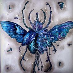 Imagimorphia Kerbyrosanes Animorphia Coloringaddict Bayan Boyan Coloriage Coloringbook Coloriageantistress