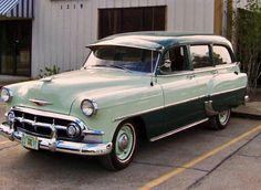 1953 Chevrolet wagon
