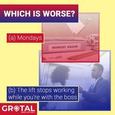 #MondayBlues