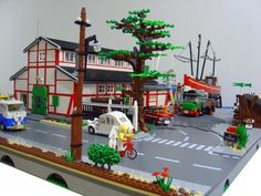 lego waterfront layout - Google Search