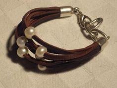 Cierre magnético Olive o bala con mosquetón cadena colgante collar pulsera
