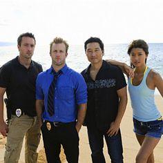 hawaii 5-0 cast - Google Search