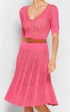 Fabulous Crochet a Little Black Crochet Dress Ideas. Georgeous Crochet a Little Black Crochet Dress Ideas. Col Crochet, Crochet Shirt, Crochet Woman, Crochet For Kids, Crochet Stitches, Crochet Books, Patron Crochet, Beginner Crochet, Easy Crochet